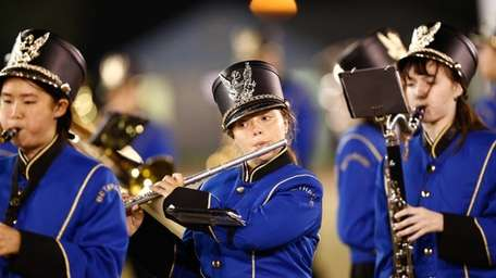 Bethpage High School performs at the 52nd Annual