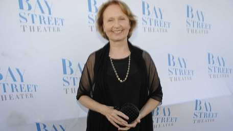Kate Burton attends the Bay Street Theater's 23rd