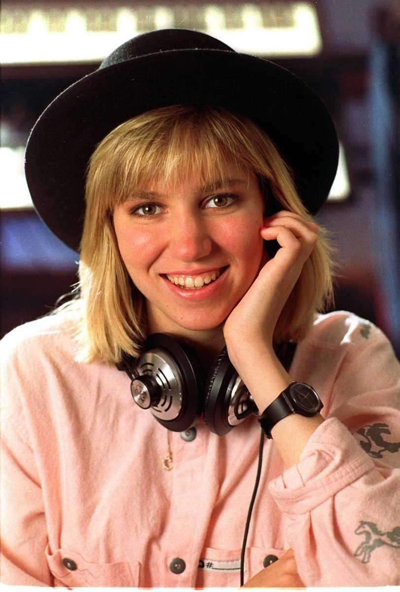 In 1988, Long Island native Debbie Gibson became