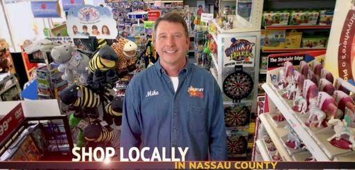 Michael Timko, owner of Fun Stuff Toys in