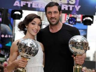 "Meet Maksim Chmerkovskiy, former mentor on ""Dancing With"