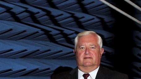 Walter Poggi, president of Retlif Testing Laboratories in