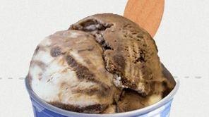 Ben and Jerry's ice cream.