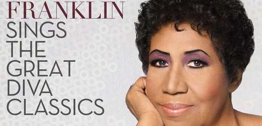 "Aretha Franklin's latest album, ""Aretha Franklin Sings the"