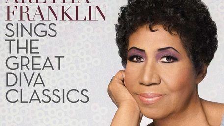 Aretha Franklin's latest album,