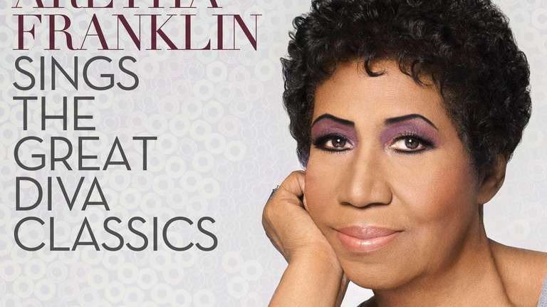 Aretha Franklin's latest album,