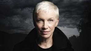 "Annie Lennox's ""Nostalgia"" album."