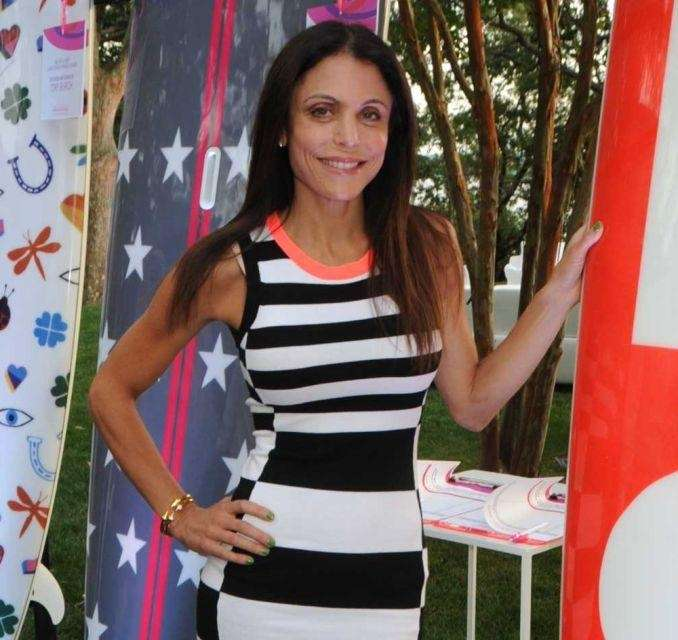 Bethenny Frankel attends the Breast Cancer Research Foundation's