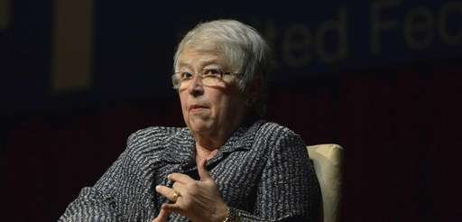 NYC Schools Chancellor Carmen Farina is shown at