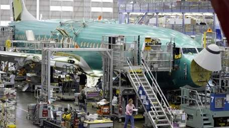 Increased demand for jetliners and faster production helped