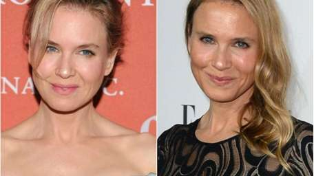 Renée Zellweger responds to speculation about her altered