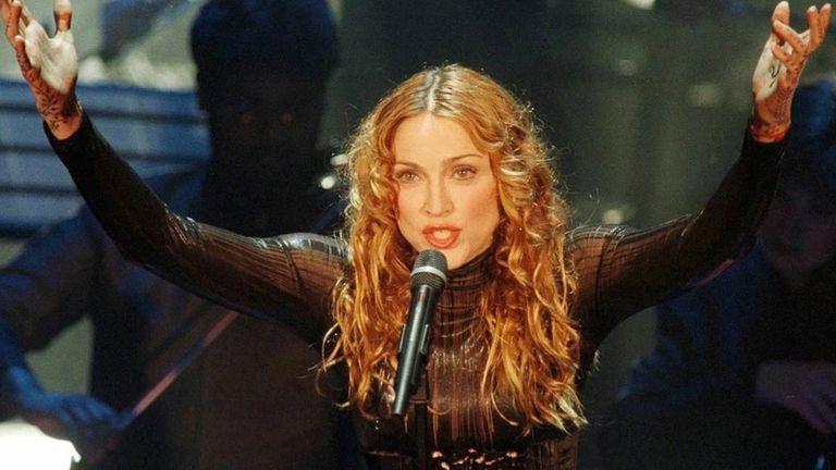 Madonna,