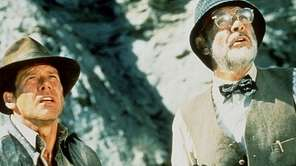 """Indiana Jones and the Last Crusade"": Paramount showed"