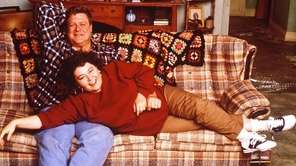 """Roseanne"": The Conner family, headed by Roseanne (Roseanne"