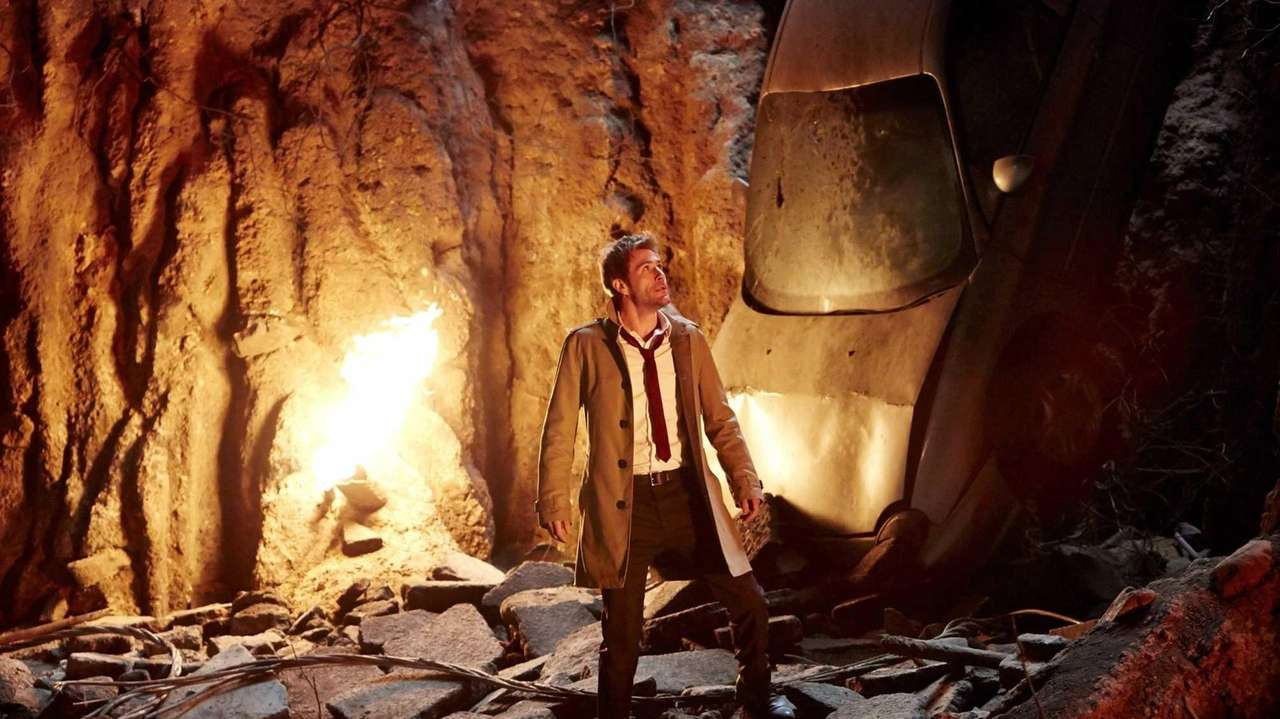 Matt Ryan as John Constantine in