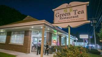 Green Tea Restaurant is a hub for authentic
