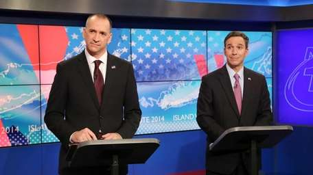 Candidates for the state Senate seat from the