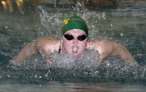 Ward Melville's Cassandra Willie places first in the