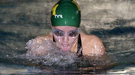 Ward Melville's Brittany Coughlin places first in the