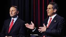 New York State Republican gubernatorial candidate Rob Astorino,