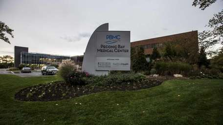 Peconic Bay Medical Center in Riverhead, seen on