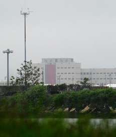 Rikers Island is the city's largest jails complex.