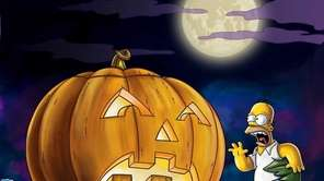 "This Halloween, ""The Simpsons"" have a new bag"
