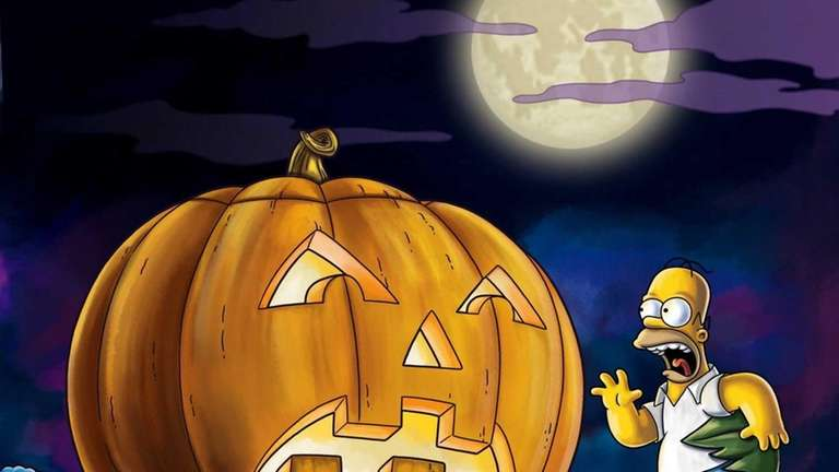 FXX revisits 'Simpsons' marathon with 'Treehouse of Horror