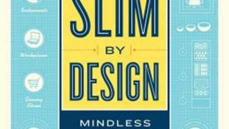 In Peggy Brown's review of SLIM BY DESIGN: