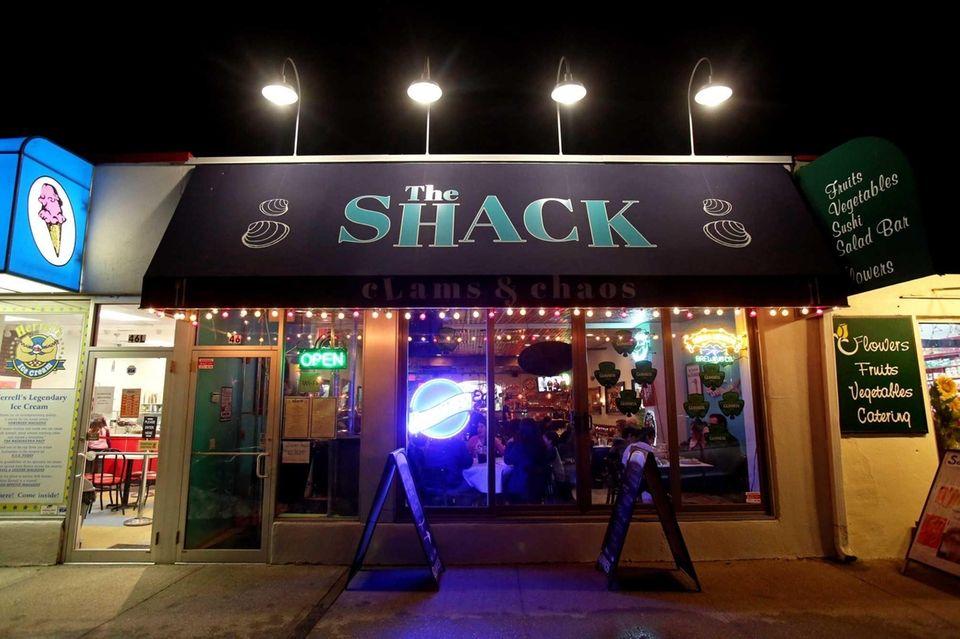 The Shack, Huntington: On Gerard Street downtown, the