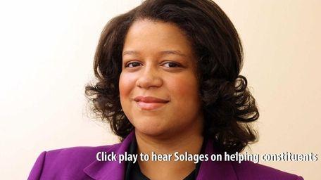 Michaelle Solages