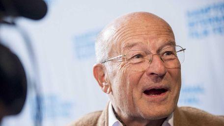 Volker Shlöndorf, director of the new movie