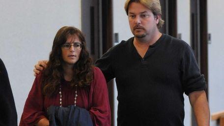 Thomas and Cheryl Walsh, parents of DWI victim