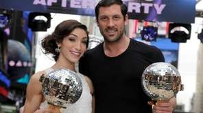 "Winners of ""Dancing With The Stars"" Season 18"