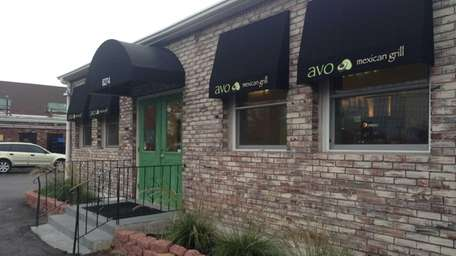 Avo Mexican Grill is one of the new