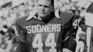 Brian Bosworth played for the Oklahoma Sooners from