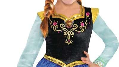 One top Halloween costume for kids is expected