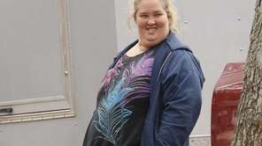 "Honey Boo Boo's mom ""Mama June"" Shannon is"