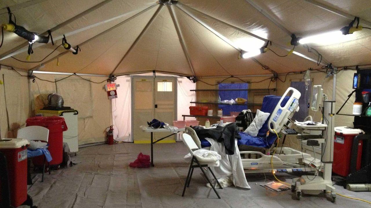 The facility where Kaci Hickox, the nurse currently