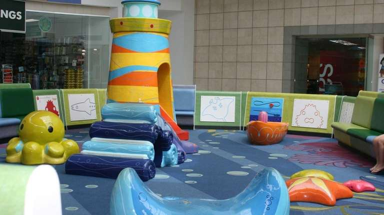 fb25ec1a5c Westfield South Shore mall updates indoor play area for kids