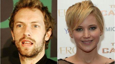Jennifer Lawrence and Chris Martin have split.