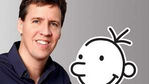"Author Jeff Kinney launches his ninth ""Diary of"
