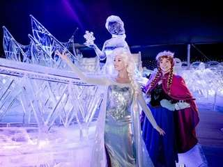 "Disney on Ice presents ""Frozen"" at Nassau Coliseum"