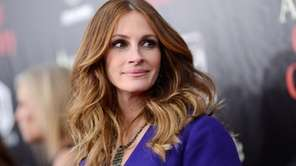 "Actress Julia Roberts attends the ""August: Osage County"""