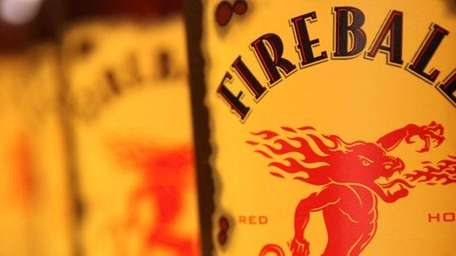 Fireball Whiskey is being recalled in Europe over