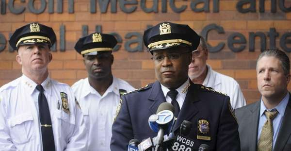 NYPD major reshuffling of top echelon announced - Newsday