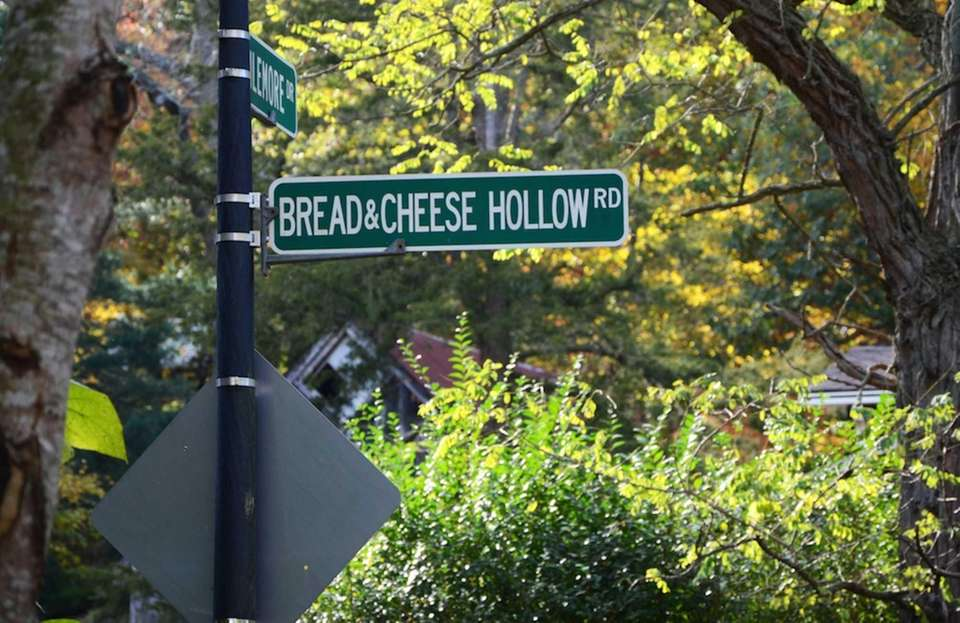 The name of this Northport road was inspired