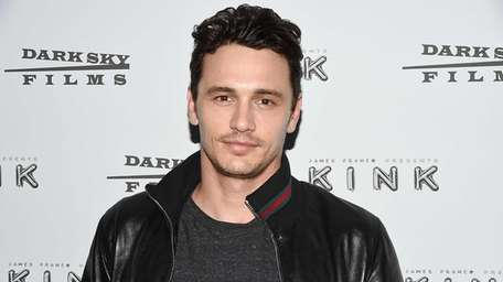 James Franco attends the