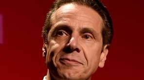 Gov. Andrew M. Cuomo on October 28, 2014