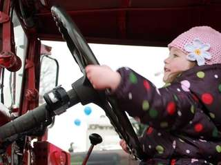 Two Touch-a-Truck events will take place on Long